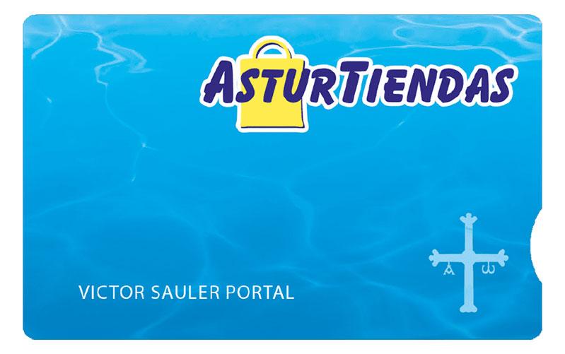 Nueva tarjeta AsturTiendas
